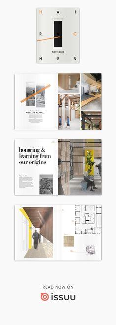 Hairi Chen Interior Design Portfolio  Academy of Art University