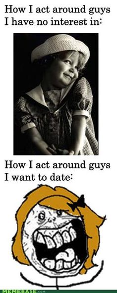 this is why I'm still single hahahaha