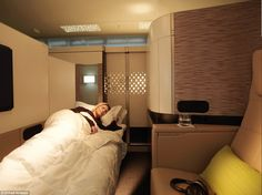 Ordinary passengers who normally travel in economy class can fly in the lap of luxury for less than £1,000 for a one-way flight! These swanky first class suites are usually associated with high-flying executives and A-list celebrities but available now for few hundred pounds on short-haul routes o…