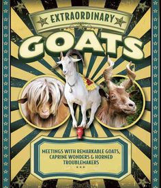 Humans have used the goat as a symbol for thousands of years and have given it a place in myth and legend; in recent times, images of goats are found everywhere from beer labels to heavy metal art. At