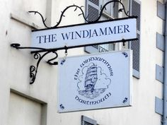 The Windjammer Pub, 23 Victoria Road, #Dartmouth.  A family run and independent freehouse set in the heart of town.  www.bythedart.tv