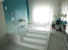 #design #architecture  #bathroom #modernbathroom #moderninterior #luxum #corian #bathroomideas #showertray #washbasin #sink #modernsink #bathtube