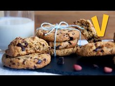 Chocolate chip cookies | The Vegan Corner
