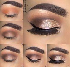 Eye makeup color