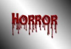 Horror tekst