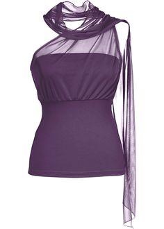 Titta här:Sexig sjaltopp från RAINBOW. Längd i strl. 36/38 ca 62 cm.