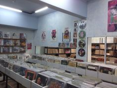 7+7 MUSIC STORE ATHENS