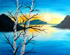 Find the perfect thing to do tonight by joining us for a Paint Nite in Kingston, ON, Canada, featuring fresh paintings to be enjoyed over drinks!