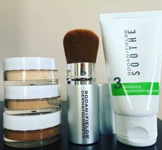 Soothe 3 has glycerin which makes a great make-up primer.