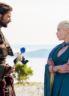 I'm still not over the blue rose...my Lyanna fangirl heart can't move on.