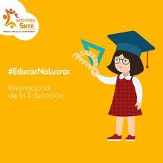 En el SNTE decimos NO a la privatización de la Educación en América Latina: https://activistasnte.mx/content/activista/post/3955570