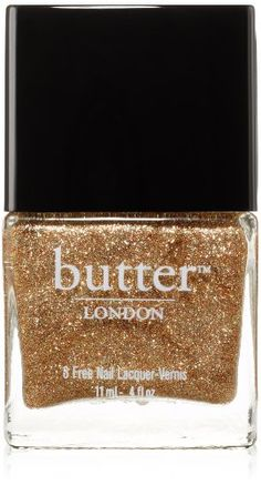 (G) Amazon.com: butter LONDON Nail Lacquer, Yellow & Gold Shades, West End Wonderland: Beauty