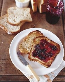Blackberry Bay Leaf Jam (Martha Stewart)