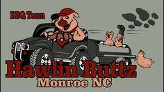 Hawlin buttz BBQ team