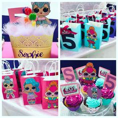 "Event Mall on Instagram: ""LOL Surprise! Dolls Creamos todo tipo de motivos para tu evento, como tú lo quieras, a tu manera! #eventmallpr #customized #personalized…"" • Instagram"