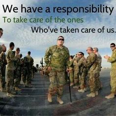 And when they finish .... WE HAVE A RESPONSIBILITY!!!!!