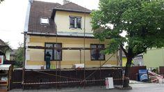 Už čoskoro s novou fasádou. Tešíme sa na Vás na Mnoheľovej ulici 837/14 v meste Poprad. Vaši realitní makléri kancelárie RE/MAX Benard.   www.re-max.sk/benard