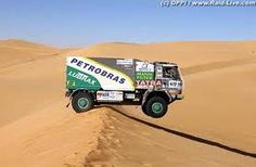 dakar trucks