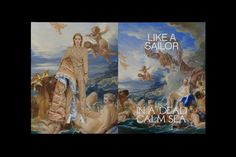 Short Talk on Hedonism on Behance Renaissance Era, Behance, Collage Art, Graphic Design, Fine Art, Gallery, Creative, Illustration, Artist