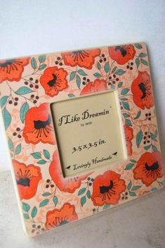 Hey, I found this really awesome Etsy listing at http://www.etsy.com/listing/86303883/orange-blossoms-wood-frame
