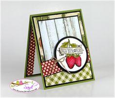 Stampin Up Market Fresh card by Sandi @ www.stampingwithsandi.com