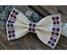 Cross Stitch Borders, Cross Stitch Flowers, Cross Stitch Patterns, Homemade Bows, Palestinian Embroidery, Crochet Basket Pattern, Wedding Day Timeline, Baby Bows, Embroidery Art