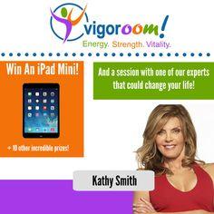 nice Vigoroom giveaway - ipad mini