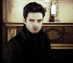 Sebastian Stan - mad hatter in once upon a time