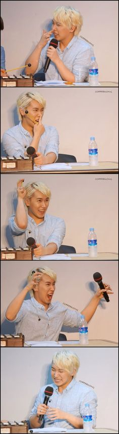Sungmin.. what are you doing? U okay sweetie?