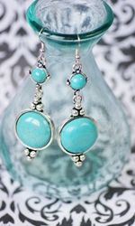 turqoise earrings