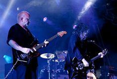 Reeves Gabrels - The Cure - Fender Bass VI
