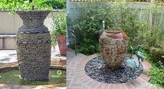 Bình trang trí trong sân vườn http://greenmore.vn/dich-vu/thiet-ke-canh-quan-san-vuon/