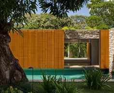 Casa Bahia por Márcio Kogan