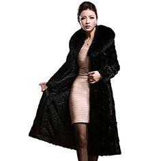 Weixinbuy Womens Winter Luxury Outerw…