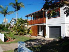 Cypress Near the Beach, a Hervey Bay House Australia, Cabin, House Styles, Beach, Places, Outdoor Decor, Home Decor, Decoration Home, The Beach