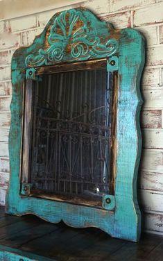 Pricilla Mirror| Sofia's Rustic Furniture