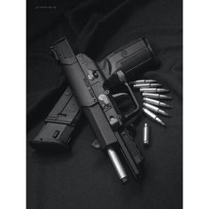 FN Herstal The Five-seven pistol was developed in conjunction with the FN personal defense weapon and uses the same ammo. I'm not good with naming guns and stuff, but I can shoot! Weapons Guns, Guns And Ammo, Rifles, Fn Five Seven, Survival, Fire Powers, Cool Guns, Panzer, Tactical Gear