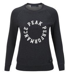 Lite rundringad tröja för damer