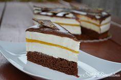 SÜTIK BIRODALMA: csokoládés narancs torta