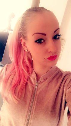 #pinkhair#iloveit#newhair