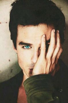 Ian Somerhalder | The Vampire Diaries. Ooo those eyes x