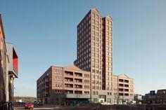 Amersfoort Hans Kollhoff, Willis Tower, Thesis, Palazzo, Skyscraper, Brick, Multi Story Building, York, Atelier
