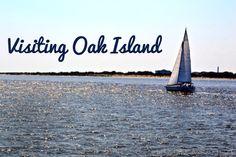Under the Oaks blog : Visiting Oak Island #NC