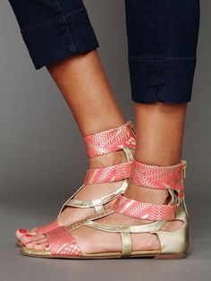 Jeffrey Campbell Ivy Ankle Sandal