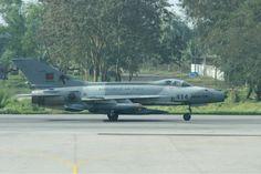 Bangladesh Air Force Chengdu F-7 UA-320-1.