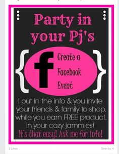 Facebook Party!! All the benefits of hosting an in-home party with NONE of the work!!!!   Always know our Sales and Specials by joining my Facebook group at www.facebook.com/groups/apoe.mygc; Shop Online at www.wickdscentsations.com.