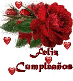 Imágenes para Crear Firmas: Cumpleaños en Español Anime Wolf, Beautiful Roses, Beautiful People, All The Colors, Special Day, Christmas Ornaments, Holiday Decor, Birthday, Happy