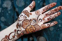 Festive Mehndi Patterns – 10 Brilliant Design…