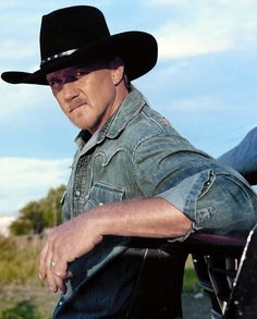 Trace Adkins :-) My favorite choice.....