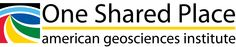 """The American Geosciences Institute invites educators and their students--from all educational settings, formal and informal--to form teams to enter the One Shared Place video contest. Teams will submit a brief, 30-90 second original video that tells viewers about an outdoor place that is special to them, including relating the place to elements of 'geoheritage' and 'geoscience' as they relate to your """"one shared place"""" of significance. Visit us at…"""